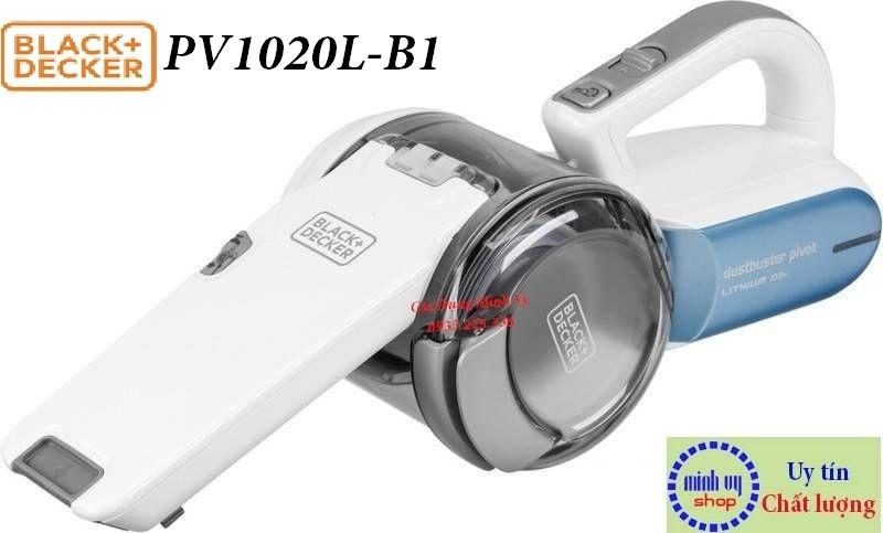 Máy hút bụi cầm tay dùng pin 10.8V Black Decker PV1020L-B1