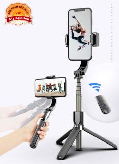 Gậy tự sướng Gimbal L08 chống rung Siêu xịn quay Video chuyển động Livestreaming vlog 360 độ - ADG L08 Dũng Dũng 1 thumbnail