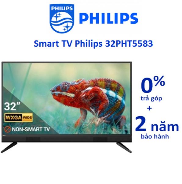 Bảng giá Hàng chính hãng - Tivi Philips 32 inch 32PHT5583