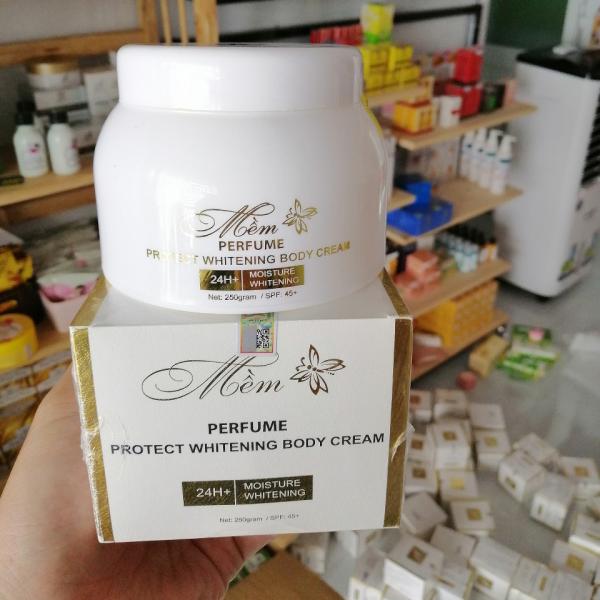 Kem body mềm nước hoa 2020 - Chính hãng Phương Anh 250gr giá rẻ