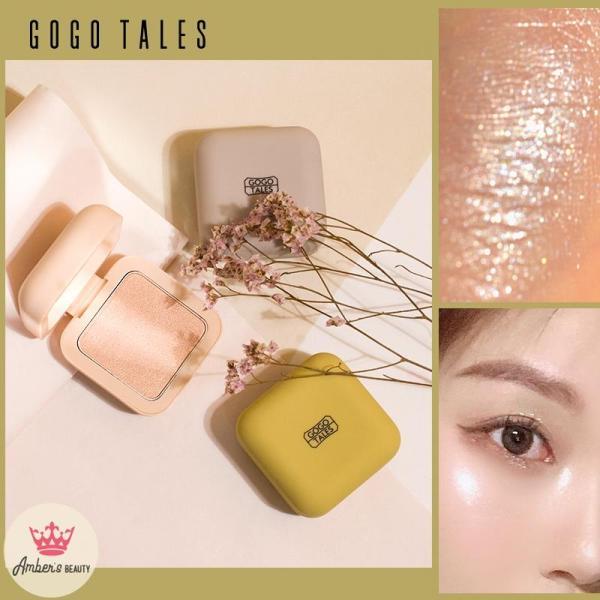 Gogo Tales - Highlight phấn bắt sáng crafted elegance brighten powder nội địa gogotales cùng hãng holdlive L1733 giá rẻ