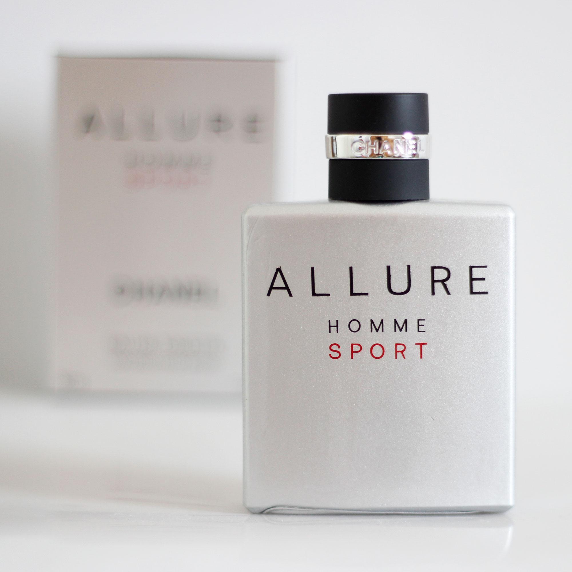 Nước hoa nam Allure Homme Sport chai xịt 50ml