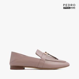 PEDRO - Giày đế bệt mũi tròn Collapsible Leather PW1-66620003-14 thumbnail