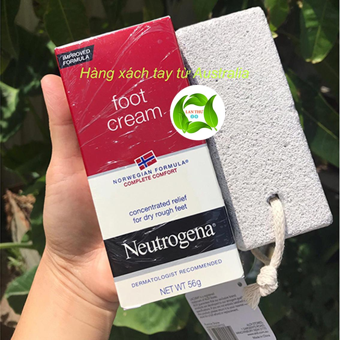 Kem bôi gót chân NEUTROGENA Foot Cream 56g