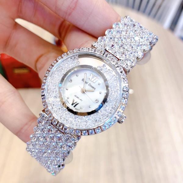 Đồng hồ nữ Royal Crown 2606 Jewerry bán chạy