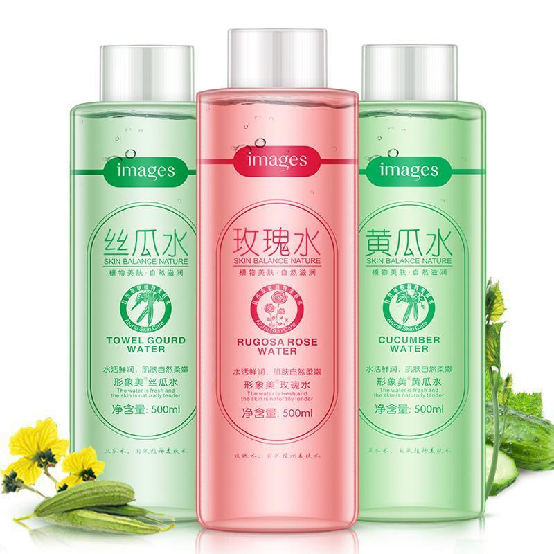 [ Chai to 500ml ] Nước hoa hồng toner Bioaqua Skin Balance Nature chính hãng