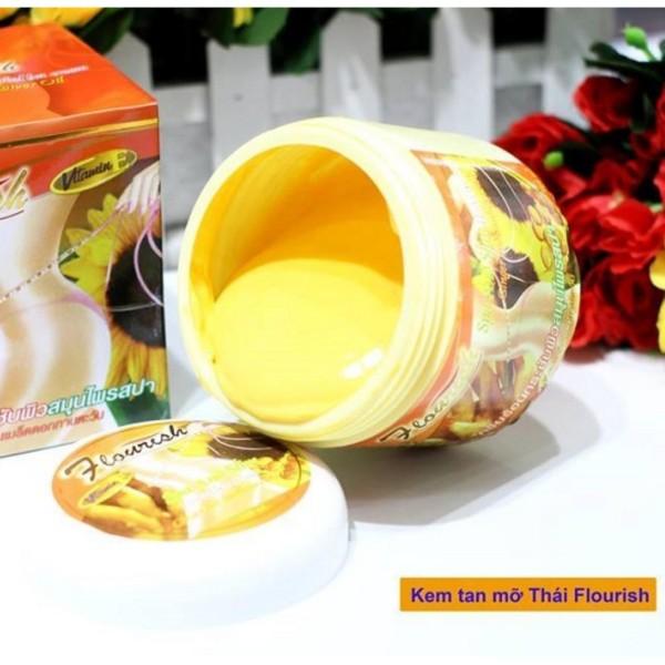 Kem Tan Mỡ Bụng Gừng Ớt Flourish Thái Lan.hot.