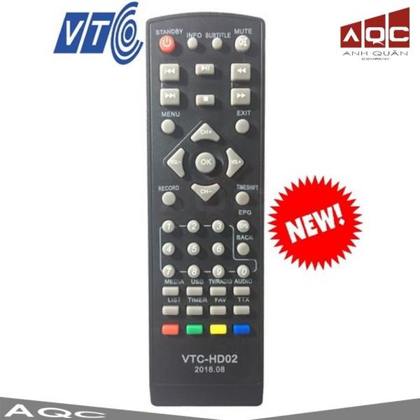 Điều Khiển Đầu Kĩ Thuật Số VTC HD02 ( dùng cho VTC T205)