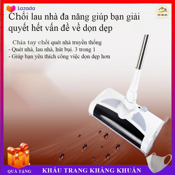 Chổi Điện Hút Bụi không dây, Lau Nhà, Pin Sạc, An Toàn, Tiện Dụng, làm sạch các bụi bẩn trong ngôi nhà của bạn , Bảo Hành 2 Năm