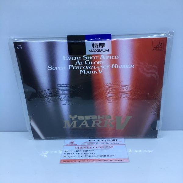 Mặt vợt bóng bàn Yasaka Mark V BB003