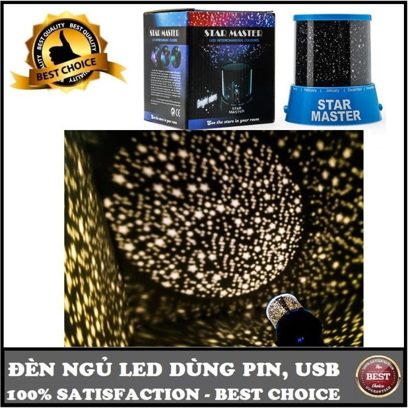 Đèn ngủ Led dùng pin, USB dễ thương