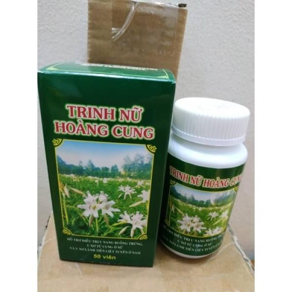 Combo 3 hộp TRINH NỮ HOÀNG CUNG - Ngăn ngừa u xơ tử cung, buồng trứng - Phì đại tiền liệt tuy - trinh nữ hoàng cung