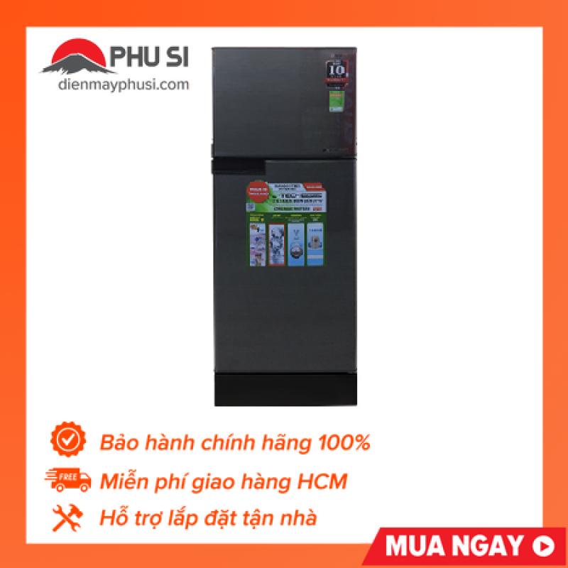 Tủ lạnh Sharp Inverter 150 lít  SJ-X176E-DSS