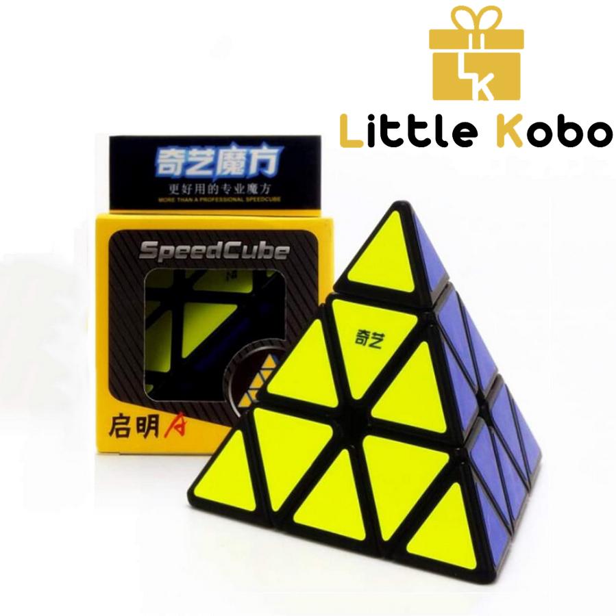 Rubik Pyraminx Qiyi Rubik QiMing Rubik Tam Giác