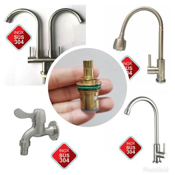 Bảng giá [HCM]Ruột vòi nướclõi vòi nước lạnh dùng cho vòi hồvòi rửa chén INOX 304