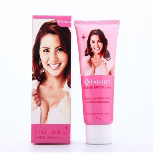 Kem Massage Ngực Yanhee Breast Cream cao cấp