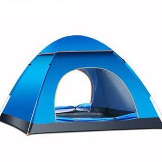 Lều cắm trại dành cho 4-6 người cỡ chuẩn 2mx2m thumbnail