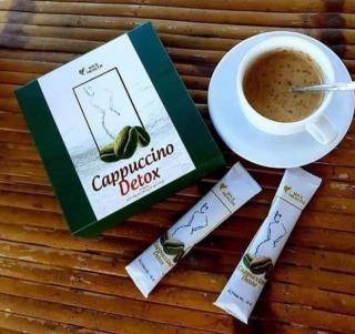 Cà phê Capuchino detox hỗ trợ giảm cân thumbnail