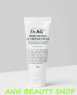 Kem Dưỡng Dr.AG+ Moist Derma Cica Salve Repair Cream 50ml thumbnail