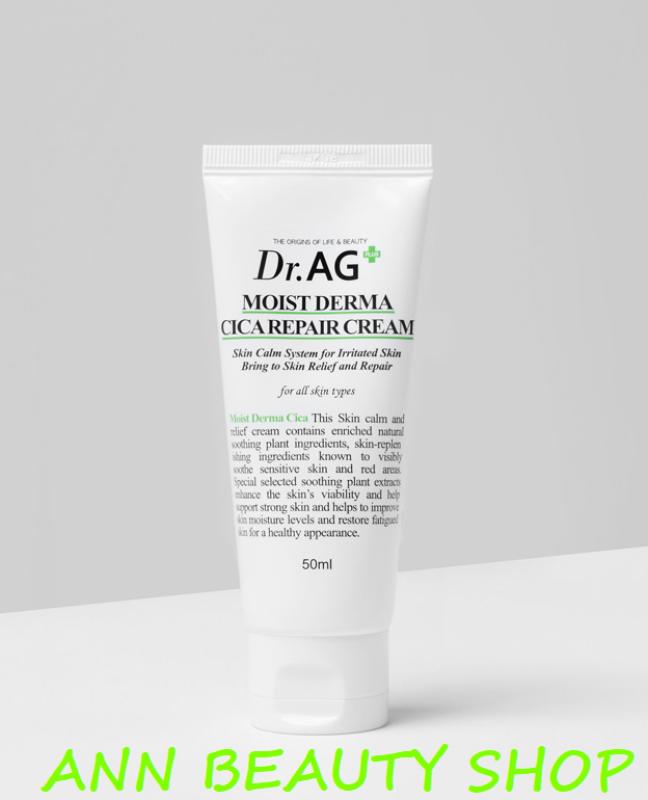 Kem Dưỡng Dr.AG+ Moist Derma Cica Salve Repair Cream 50ml nhập khẩu