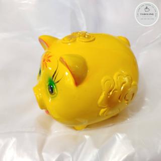 Lợn đất tiết kiệm đựng tiền size NHỎ cute đẹp giá rẻ TABILINE LD01 4