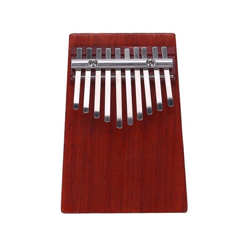 ANEXT 10 Phím Kalimba Ngón Tay Cái Đàn Piano Truyền Thống Kalimba Nhạc Cụ Ngón Tay Cái Đàn Piano Di Động