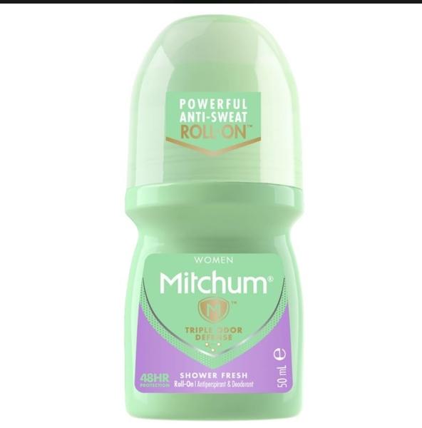 Lăn khử mùi Mitchum 48h dành cho nữ( Ảnh thật)