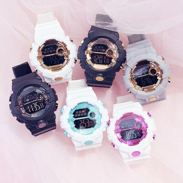 Nơi bán Đồng hồ thời trang nam nữ Sport điện tử full chức năng MS119