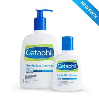 Sữa Rửa Mặt Dịu Nhẹ Cetaphil Gentle Skin Cleanser thumbnail