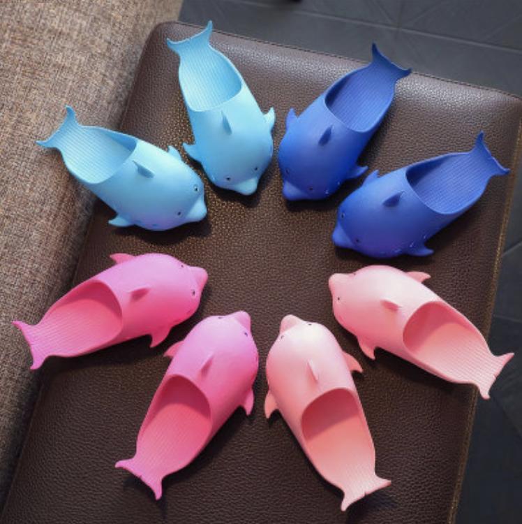 Dép cá heo cho gia đình có đủ size đủ màu size từ 24----> 40 rất dễ thương
