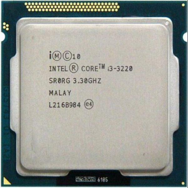 Bảng giá chip i3 3220 socket 1155 cpu i3 3220 tặng kèm keo tản nhiệt Phong Vũ