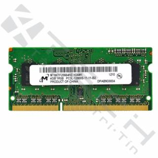 Ram Laptop DDR3 4GB Bus 1333 1600MHz(PC3 10600S 12800S) thumbnail