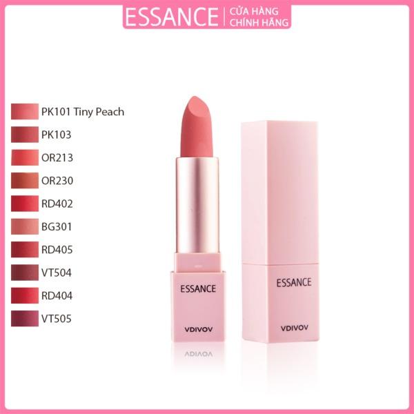 Son lì lâu trôi Essance Lip Rouge Velvet 3.5g