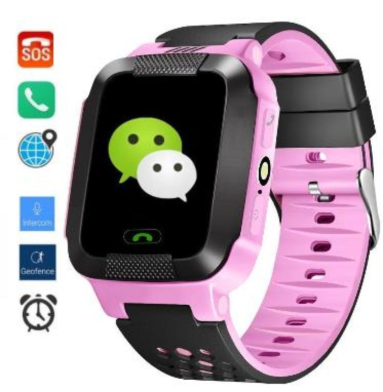 Đồng Hồ Thông Minh Q528 Tracker GPS Dùng Cho Trẻ Em Smart Watches An Toàn Cho Trẻ bán chạy