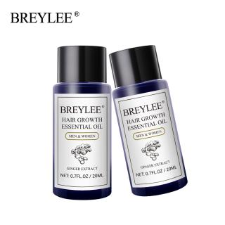 BREYLEE 2PCS Tinh dầu mọc tóc Trị rụng tóc Cải thiện tóc mỏng Chăm sóc tóc 20ml thumbnail