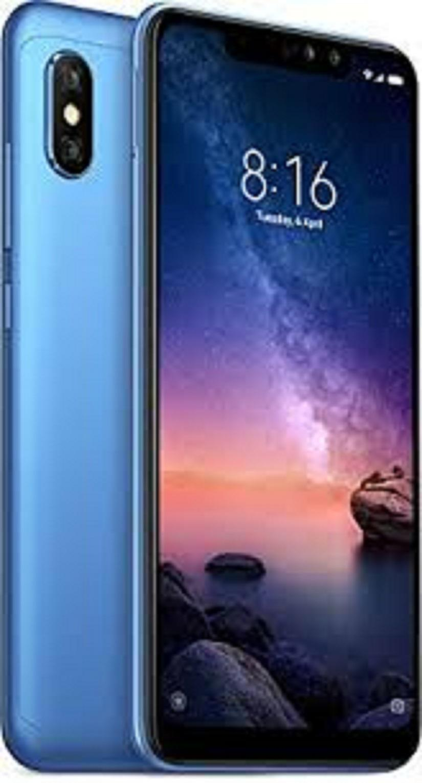 điện thoại XIAOMI REDMI 6 PRO ram 4G/64G Fullbox - Chơi PUBG Đỉnh cao