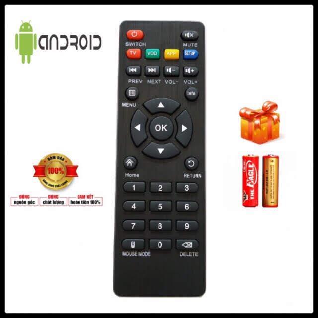 Bảng giá Điều khiển AndroidTV Box Đa Năng Điện máy Pico