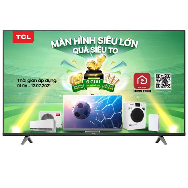 Bảng giá TIVI LED TCL 55P618 - 55, 4K-Ultra HD, Android TV AI