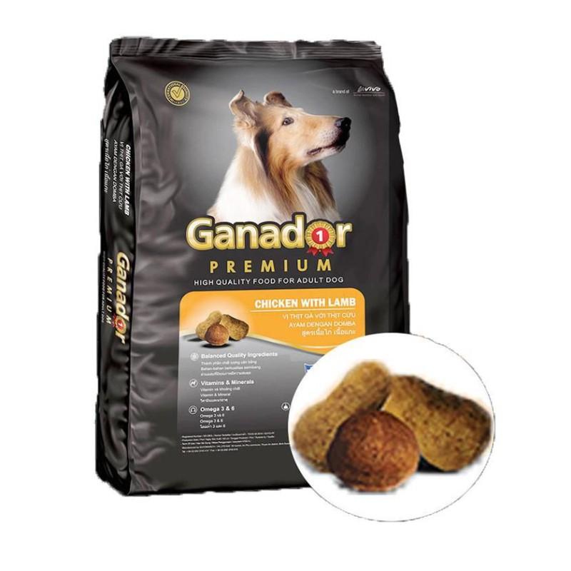 Thức ăn cho chó trưởng thành -GANADOR Adult - 400gr