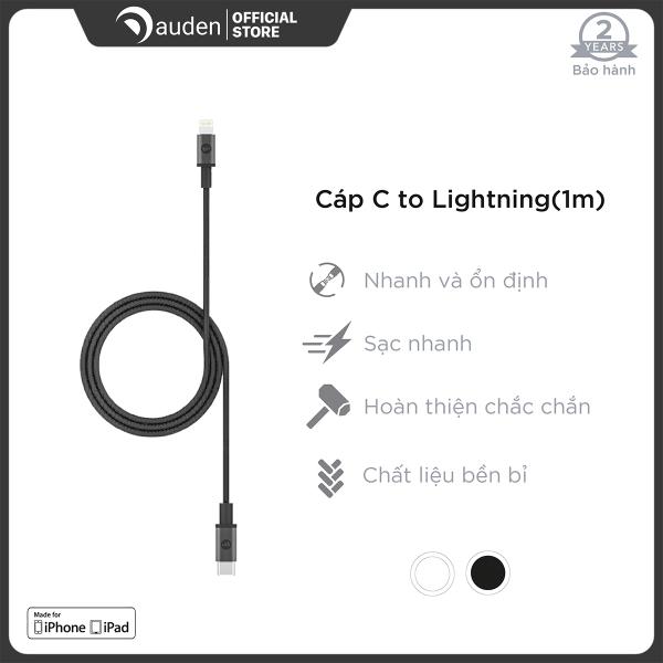 Bảng giá Cáp Sạc USB-C to Lightning Mophie 1M cho iPhone - Dâu Đen Store Phong Vũ