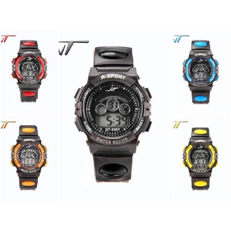 Nơi bán (Tặng kèm hộp đựng đồng hồ) Đồng hồ trẻ em điện tử led S-port LQQL312