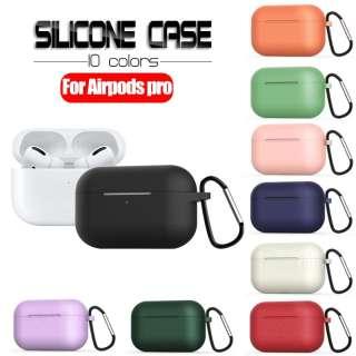 Bọc Ốp Airpod Pro Silicon Cao cấp Chống bám bẩn, va đập, mềm mại, dành cho Tai Nghe AirPods Pro, màu sắc tươi trẻ hiện đại ( BẢO HÀNH 12 THÁNG) thumbnail