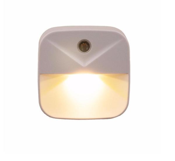 Đèn Ngủ Cảm Ứng ,Cảm biến ánh sáng đèn tự phát sáng khi trời tối và tự tắt khi trời sáng