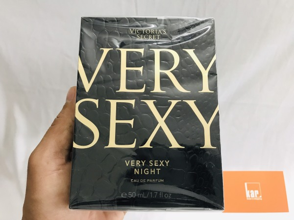 Nước Hoa Nữ Victoria's Secret Very Sexy Night EDP 50ml