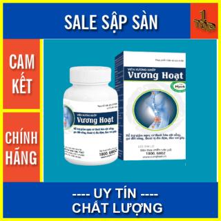 [hộp 80 viên ]Viên xương khớp Vương Hoạt - hỗ trợ giảm nguy cơ thoái hóa cột sống, gai đốt sống, thoái vị đĩa điểm, đau vai gáy - Top1 Pharmacy thumbnail