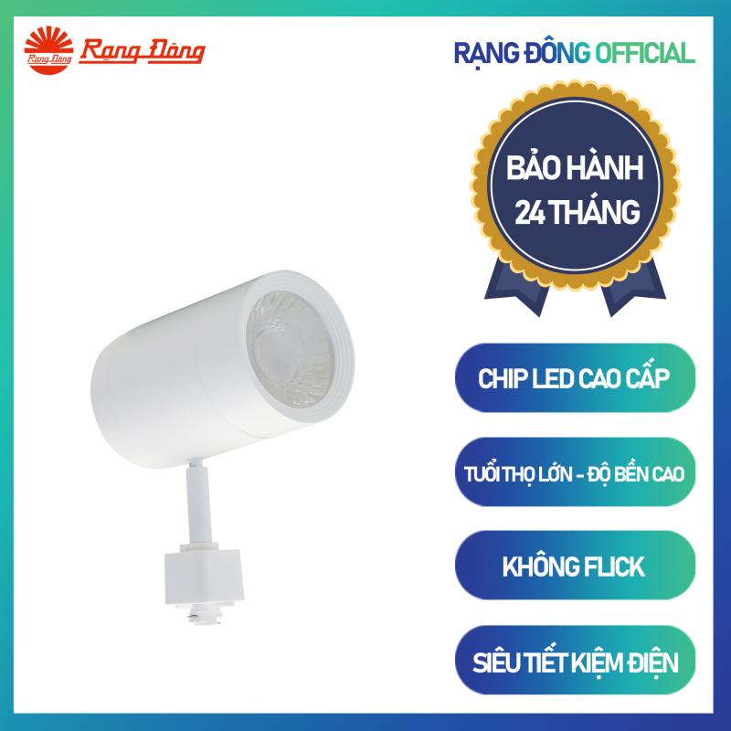 Đèn LED Tracklight TRL03L/14W Chính hãng Rạng Đông Tuổi thọ cao Nguồn sáng LED chất lượng cao Ánh sáng trung thực Thân Đèn chống ăn mòn