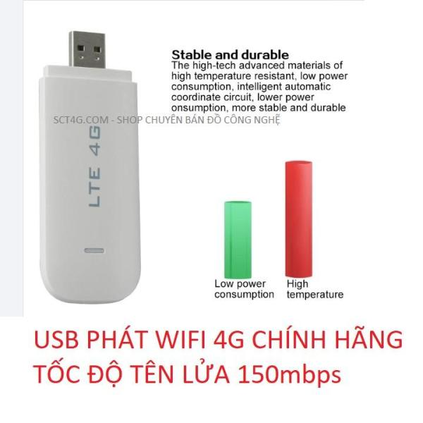 Bảng giá Bộ Phát Wifi 4G - Dongle 4G LTE Usb - Usb Dongle 4G Phong Vũ