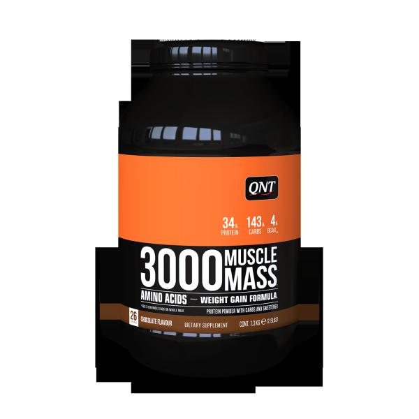 TPCN QNT 3000 Muscle Mass Chocolate 1.3kg