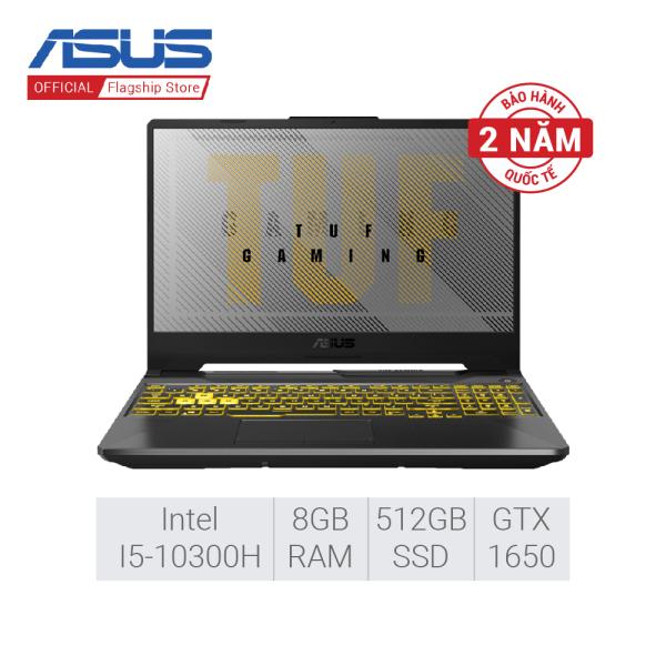 Bảng giá Laptop ASUS TUF Gaming F15 FX506LI-HN039T i5-10300H 8GB 512GB SSD VGA GTX 1650Ti 4GB 15.6 FHD 144Hz Win 10 + (12/5 - 30/6 Cơ hội mua Combo deal shock Router AC1200) Phong Vũ