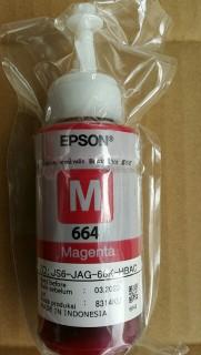 Epson 664 M màu đỏ-cho epson l300 L310L 350 L360 L1300 bóc máy thumbnail